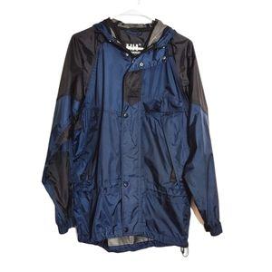 Helly Hansen Blue Softshell Jacket Rain Nylon XS